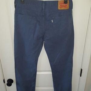 Levis 514 Color Jeans 33/30